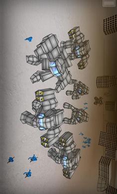 火柴人机械:战斗模拟器截图2